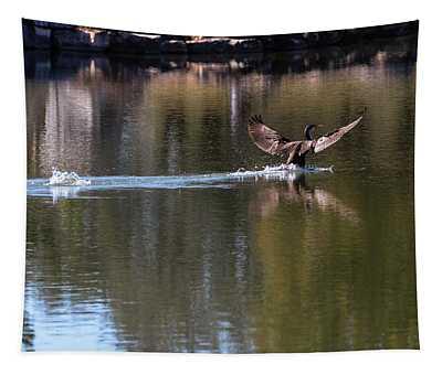 Cormorant Landing Tapestry
