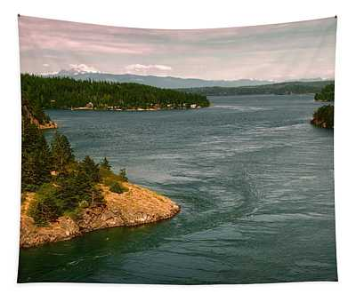 Deception Pass Tapestry