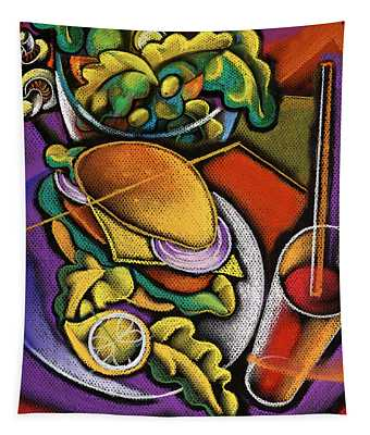 Food And Beverage Tapestry