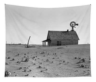 Dust Bowl, 1938 Tapestry