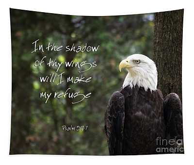 Eagle Scripture Tapestry
