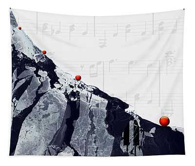 Fantasia - Piano Art By Sharon Cummings Tapestry
