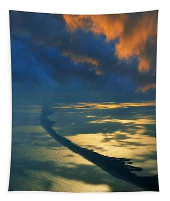 Fire Island  Tapestry