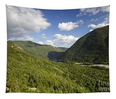 Franconia Notch State Park - White Mountains New Hampshire Usa  Tapestry