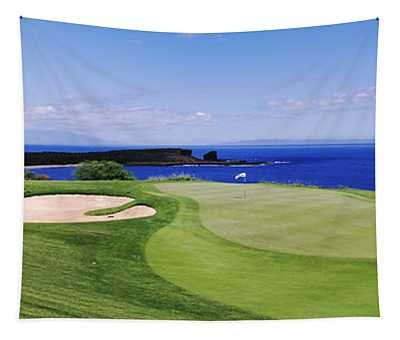 Golf Course At The Oceanside, The Tapestry