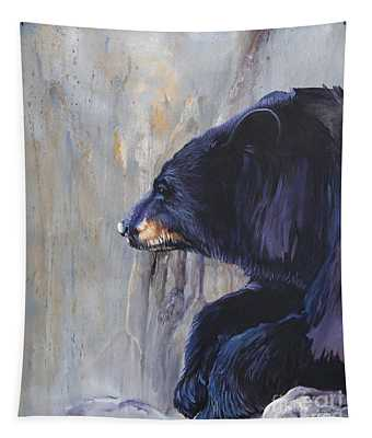 Grandfather Bear Tapestry
