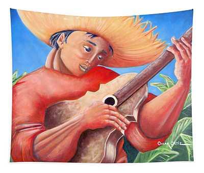 Hidalgo Campesino Tapestry