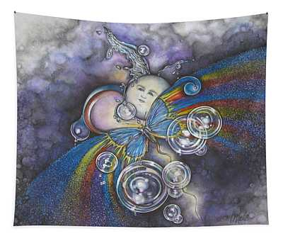 Into The Cosmos Tapestry