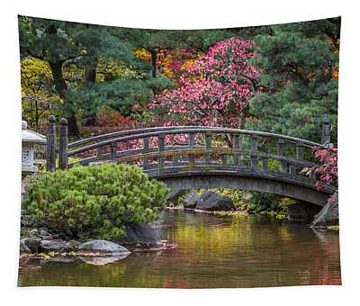 Japanese Bridge Tapestry