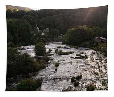 Llangollen And Maelor Country River Tapestry