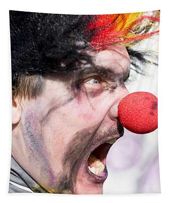 Madness The Clown Tapestry