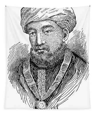 Maimonides (1135-1204) Tapestry