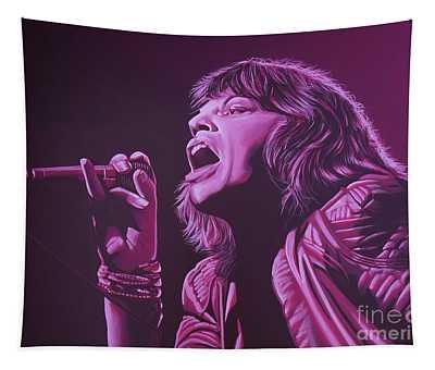 Mick Jagger 2 Tapestry