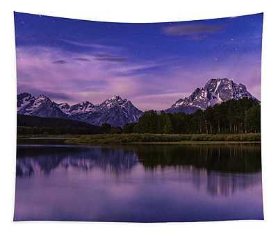Moonlight Bend Tapestry