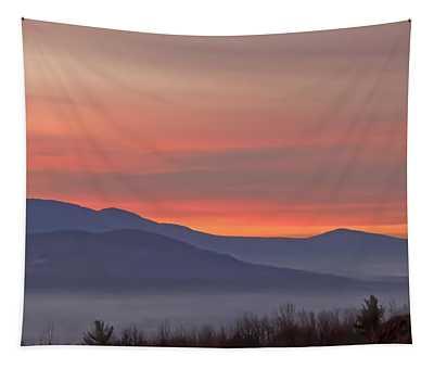Mountain Sunrise 1 Tapestry