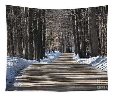 Nh Back Roads Tapestry