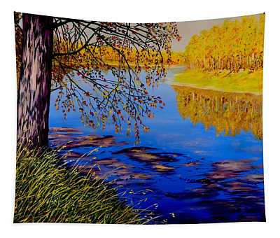 October Afternoon Tapestry