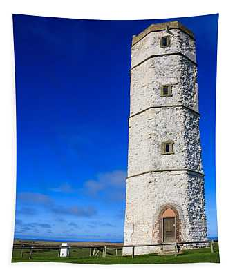Old Lighthouse Flamborough Tapestry
