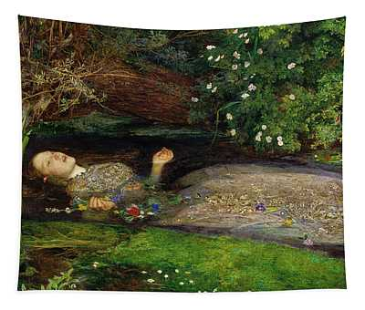 Ophelia Tapestry