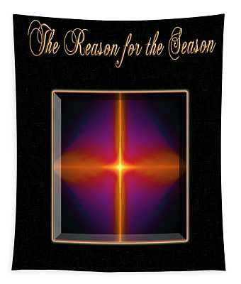 Reason For The Season Tapestry