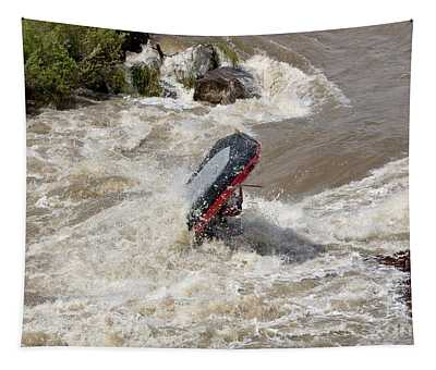 Rio Grande Rafting Tapestry