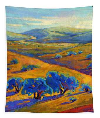 Rolling Hills 1 Tapestry