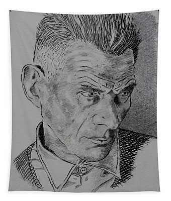 Samuel Beckett Tapestry