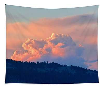 Soothing Sunset Tapestry