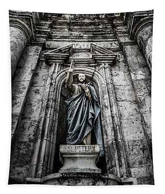 Saint Peter The Apostle Tapestry
