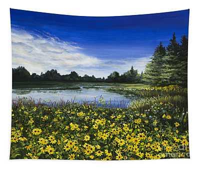 Summer Susans Tapestry