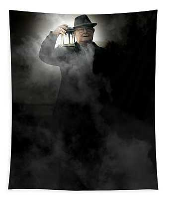The Graveyard Shift Tapestry