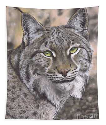The Lynx Effect Tapestry