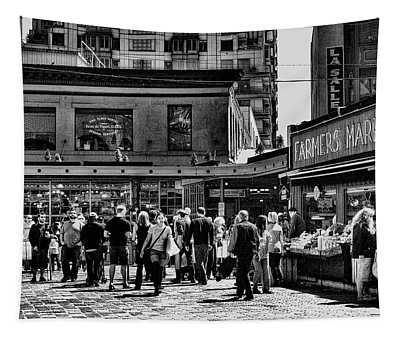 The Market At Pike Place Tapestry