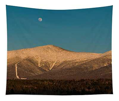 The Presidential Range White Mountains New Hampshire Tapestry