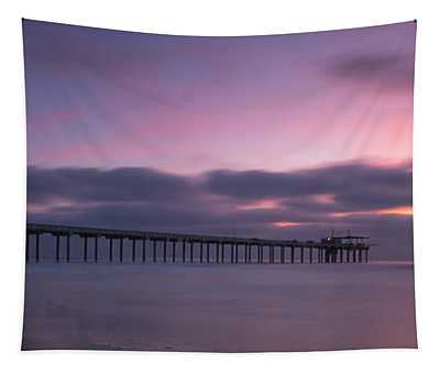 The Scripps Pier Tapestry