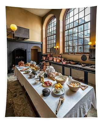 Victorian Kitchen Tapestry