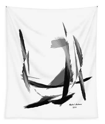 Abstract Series II Tapestry