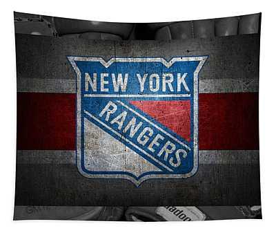 New York Rangers Tapestry