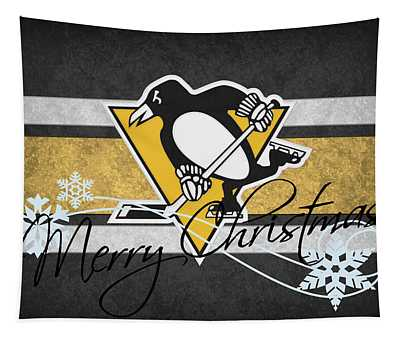 Pittsburgh Penguins Tapestry