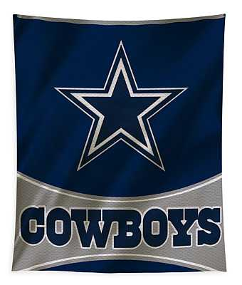 Dallas Cowboys Uniform Tapestry