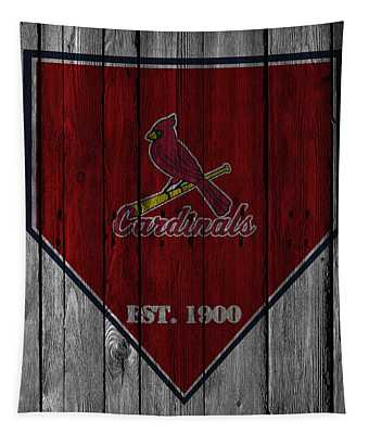 St Louis Cardinals Tapestry