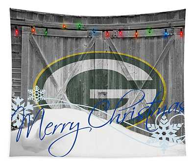 Green Bay Packers Tapestry