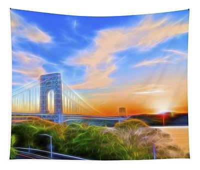 Sunset Dream Tapestry