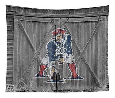 New England Patriots Tapestry