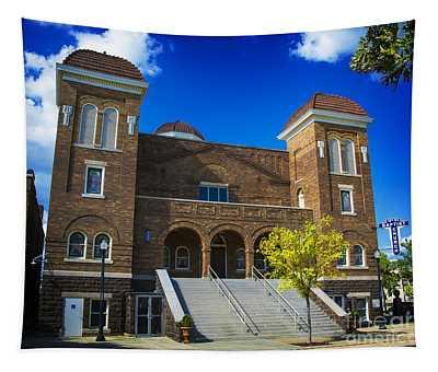 16th Street Baptist Church Tapestry