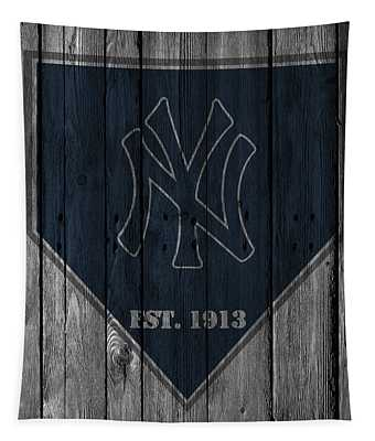 New York Yankees Tapestry
