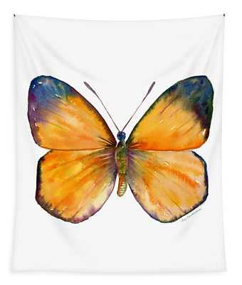 19 Delias Anuna Butterfly Tapestry