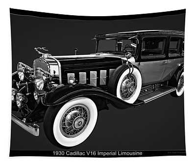 1930 Cadillac V16 Imperial Limousine Tapestry