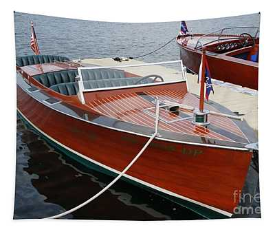 1930 Chris Craft Tapestry