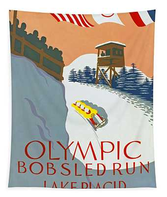 1932 Olympic Games Tapestry